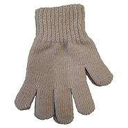 Dětské rukavice D504 béžová 091743e9ee