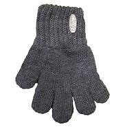 Dětské rukavice D503 tm.šedá f27763ad3a