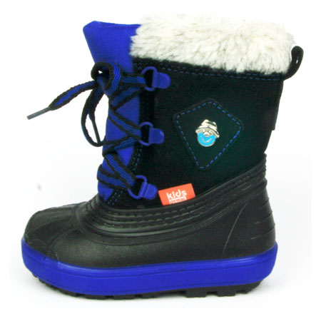 dd0ac50b59db Demar dětské sněhule Billy modrá