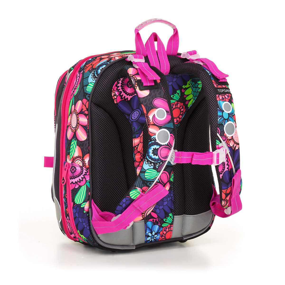 ... TOPGAL Školní batoh BEBE 18008 + ZDARMA krabička na svačinu abd527c752