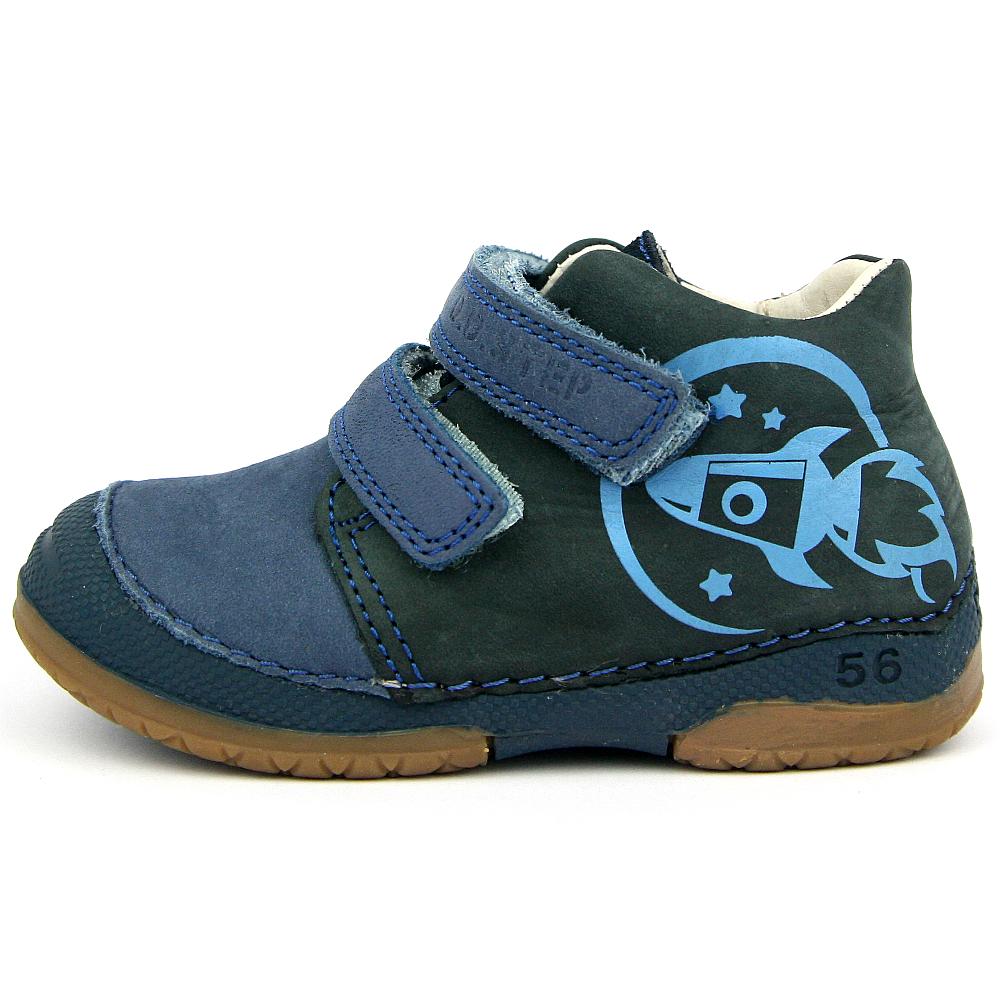 816e2477fa2a D.D.Step celoroční dětská obuv 038-10 Black