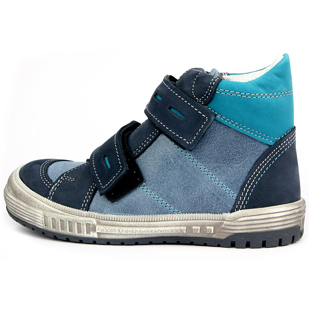 Essi celoroční dětská obuv S1746 modrá e5ebc1652d
