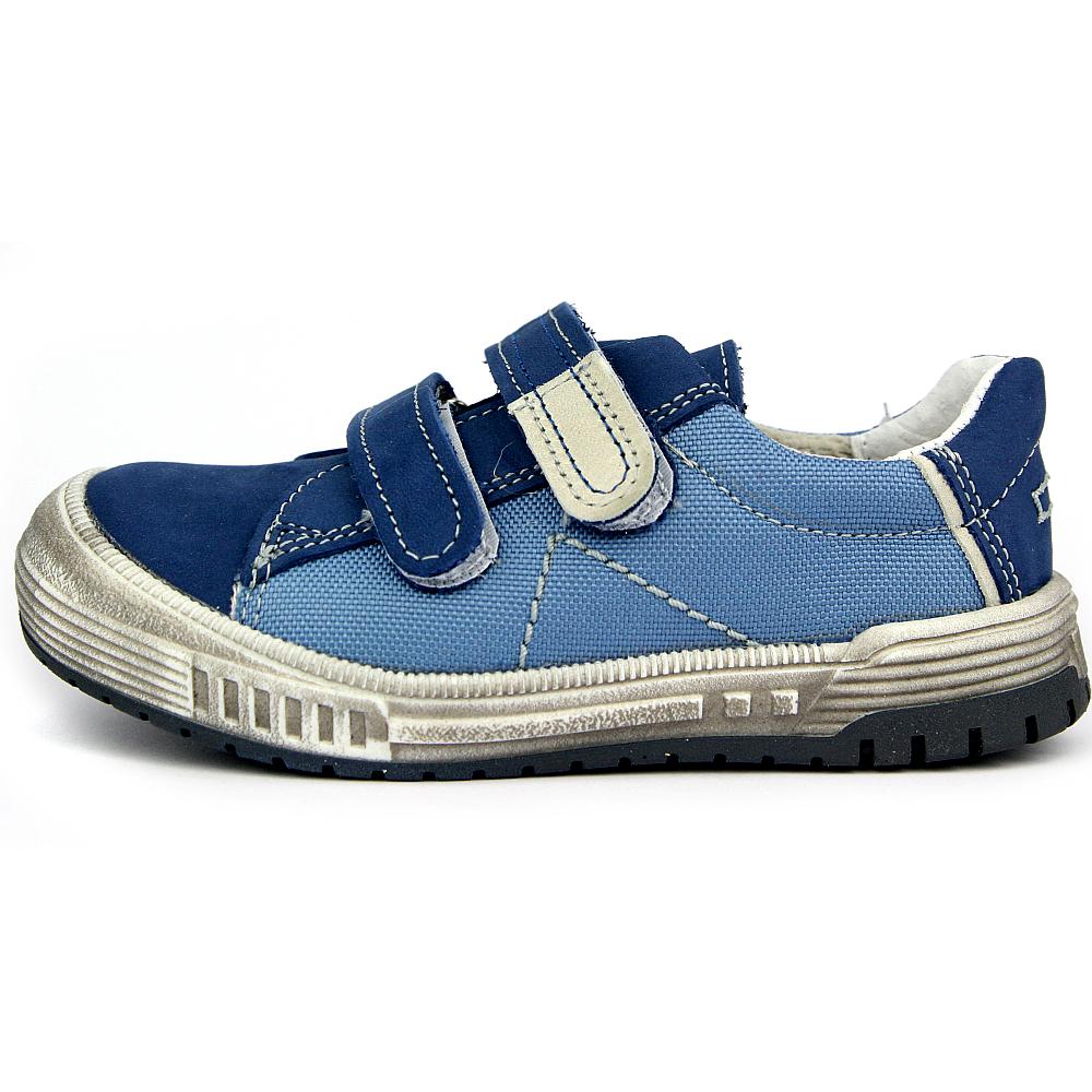 Essi celoroční dětská obuv S1782 modrá 2f353aac8e