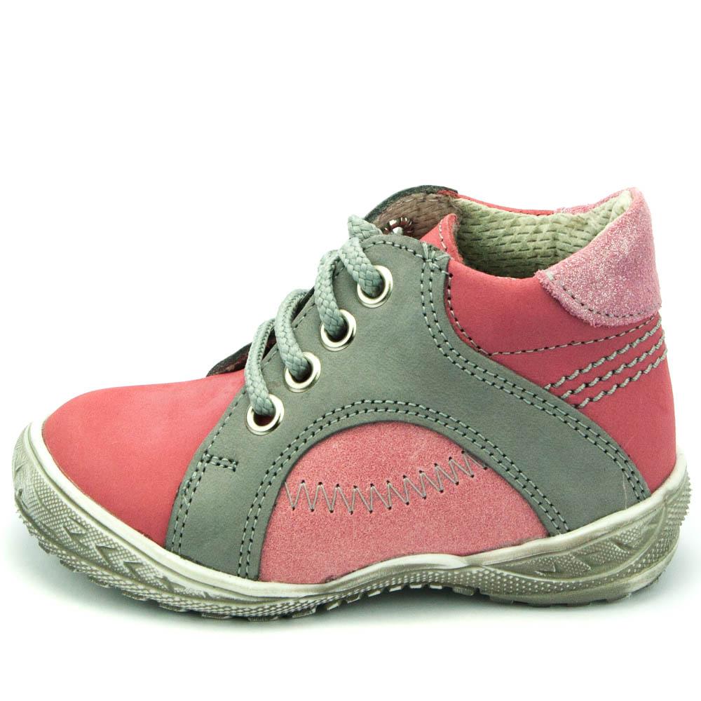 d9de73a8817 Essi celoroční dětská obuv S1801 Růžová