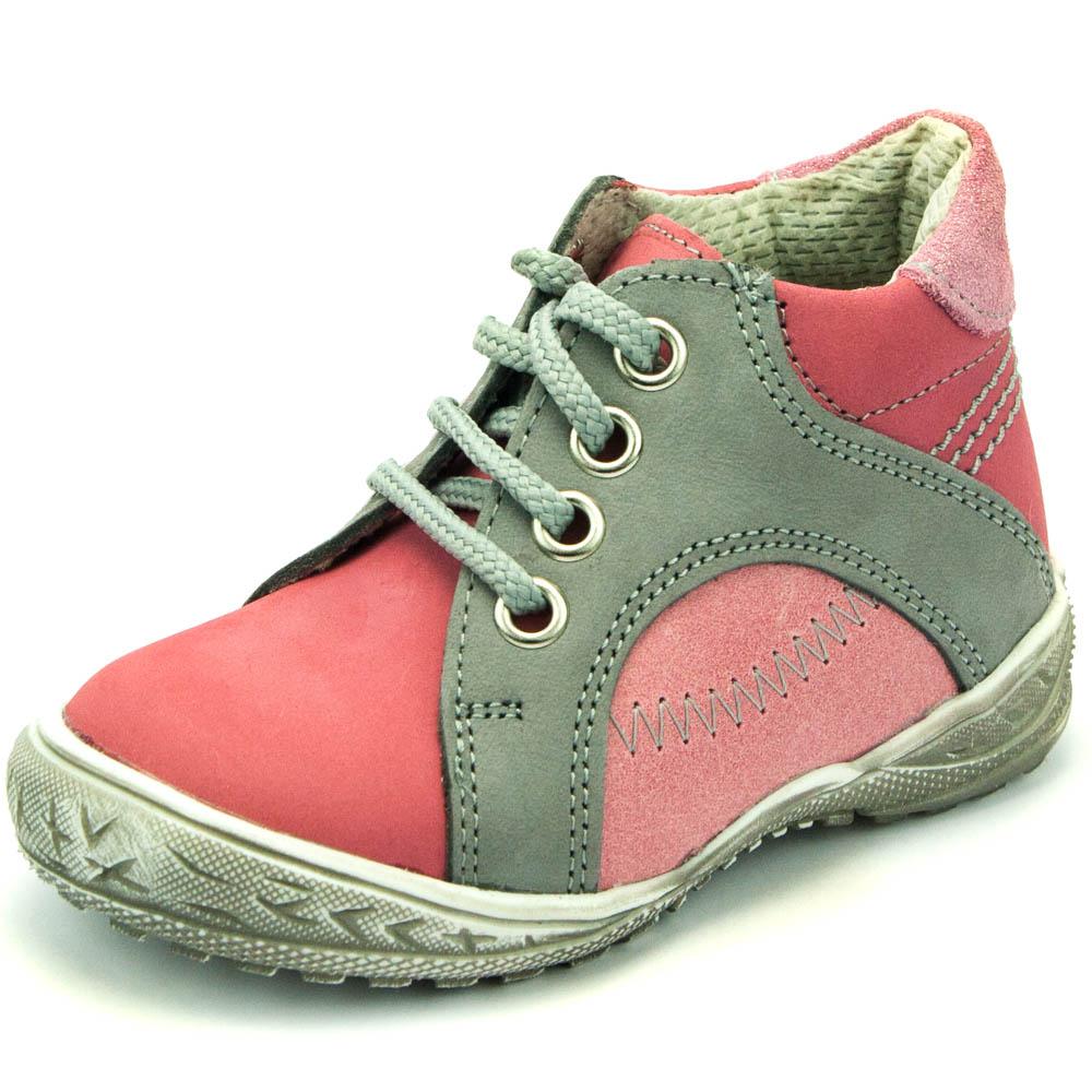 0d81621c004 Essi celoroční dětská obuv S1801 Růžová ...