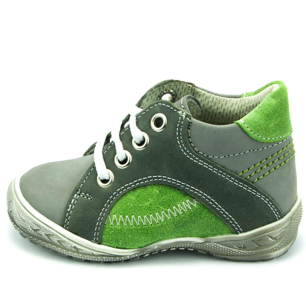 Essi celoroční dětská obuv S1801 Šedá 887c691114