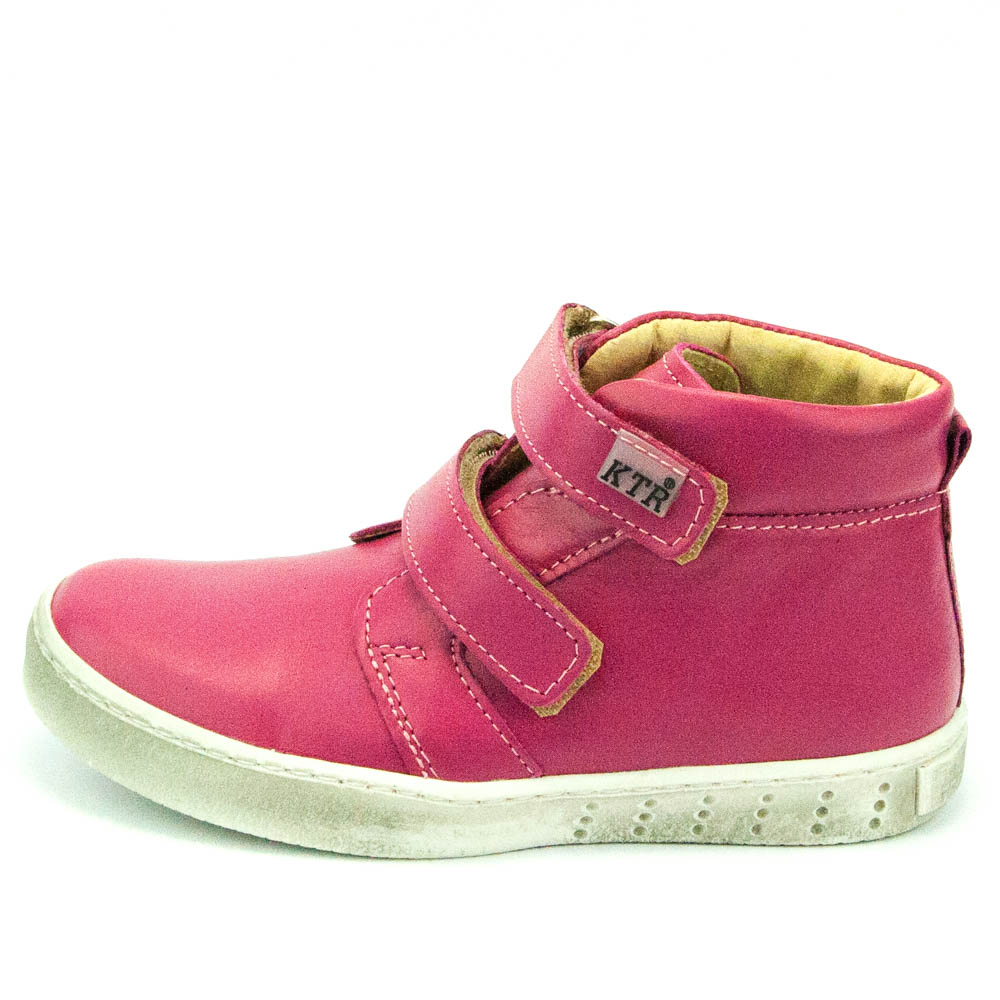 4cb88256193 KTR celoroční dětská obuv 166 1 růžová