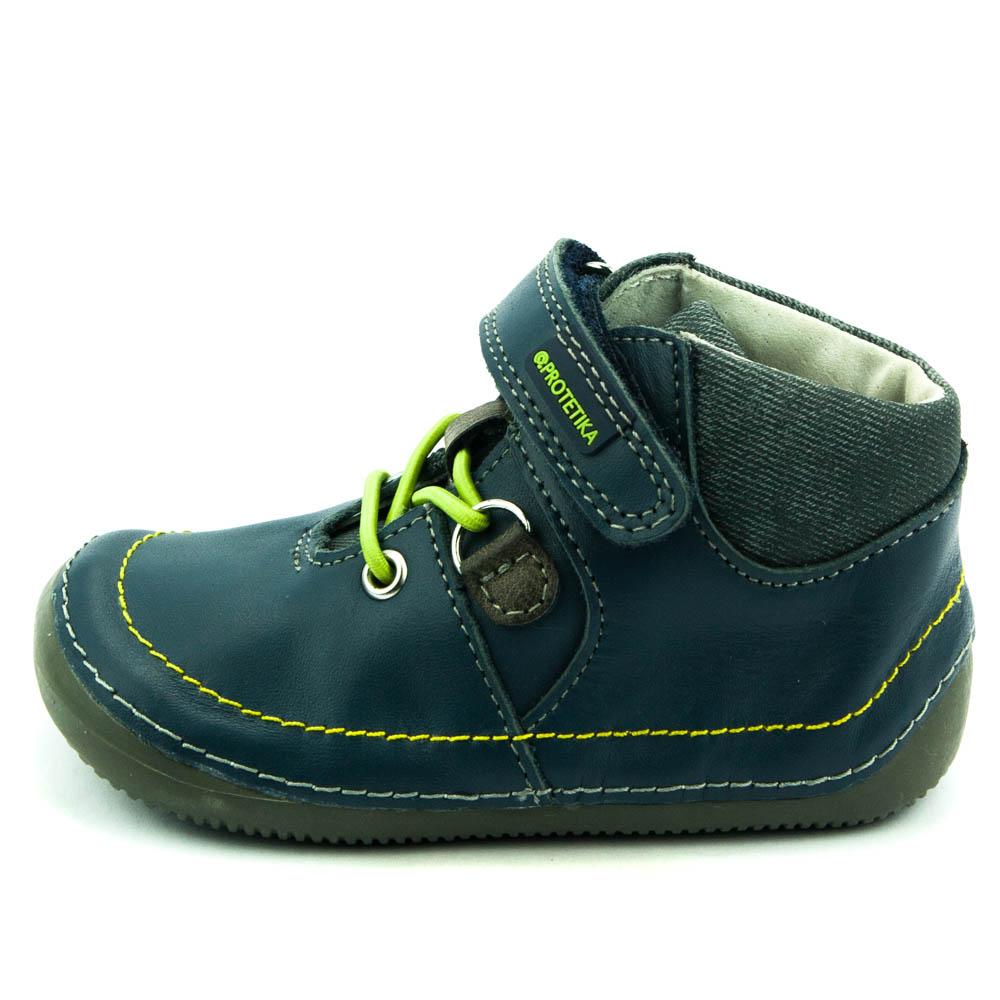 b4f3c39c3edb Protetika celoroční dětská obuv Lens green