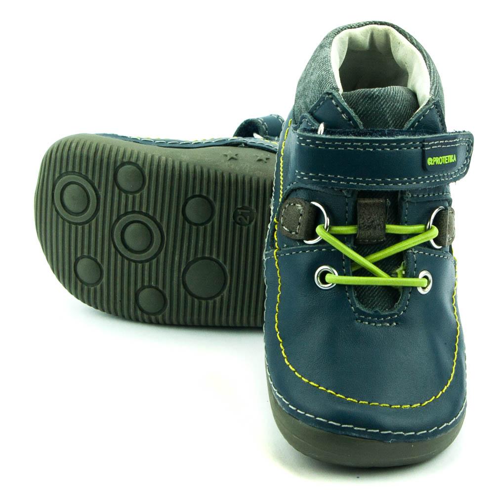 ... Protetika celoroční dětská obuv Lens green d2b2cc8859d