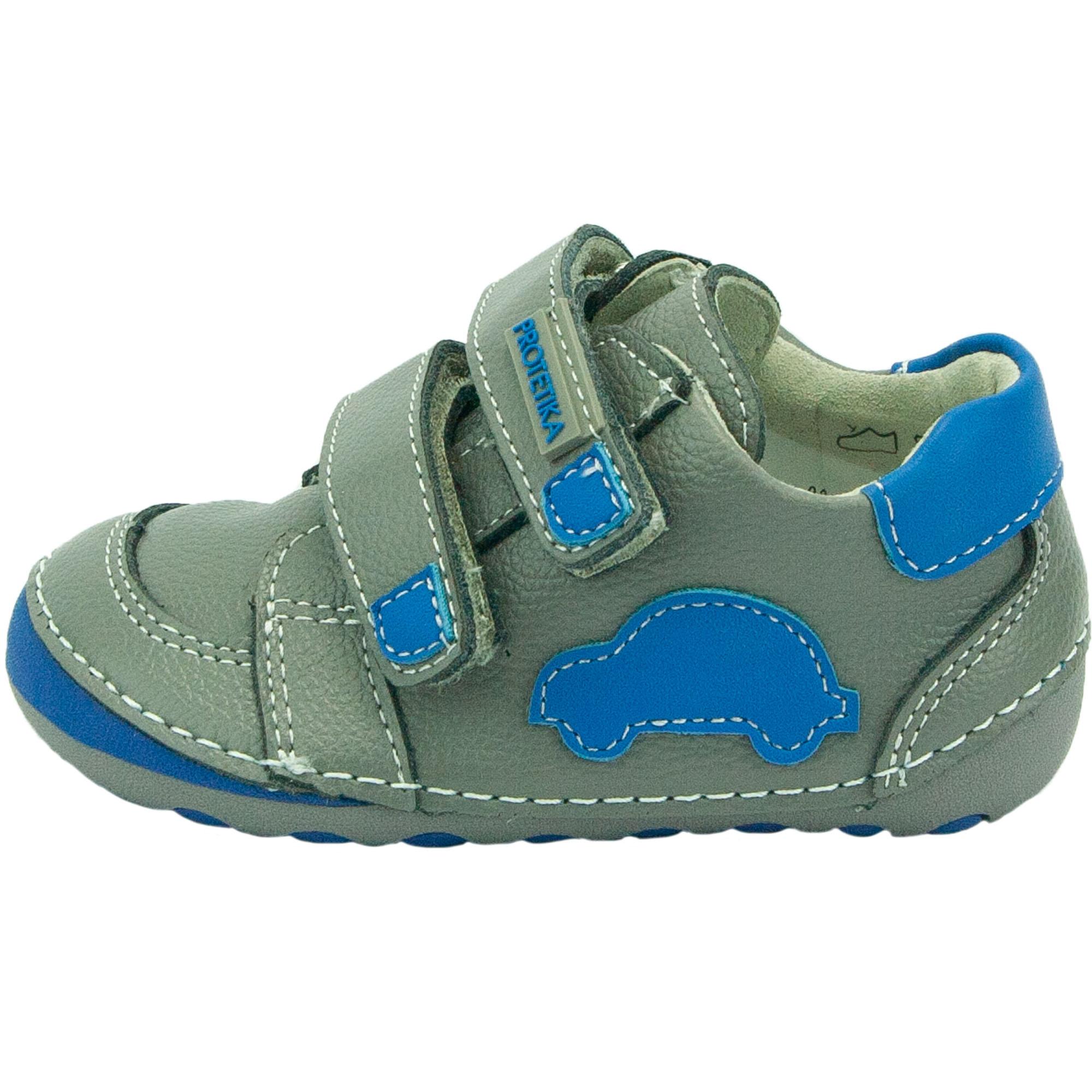 a0a717cecffe Protetika celoroční dětská obuv Levis Grey