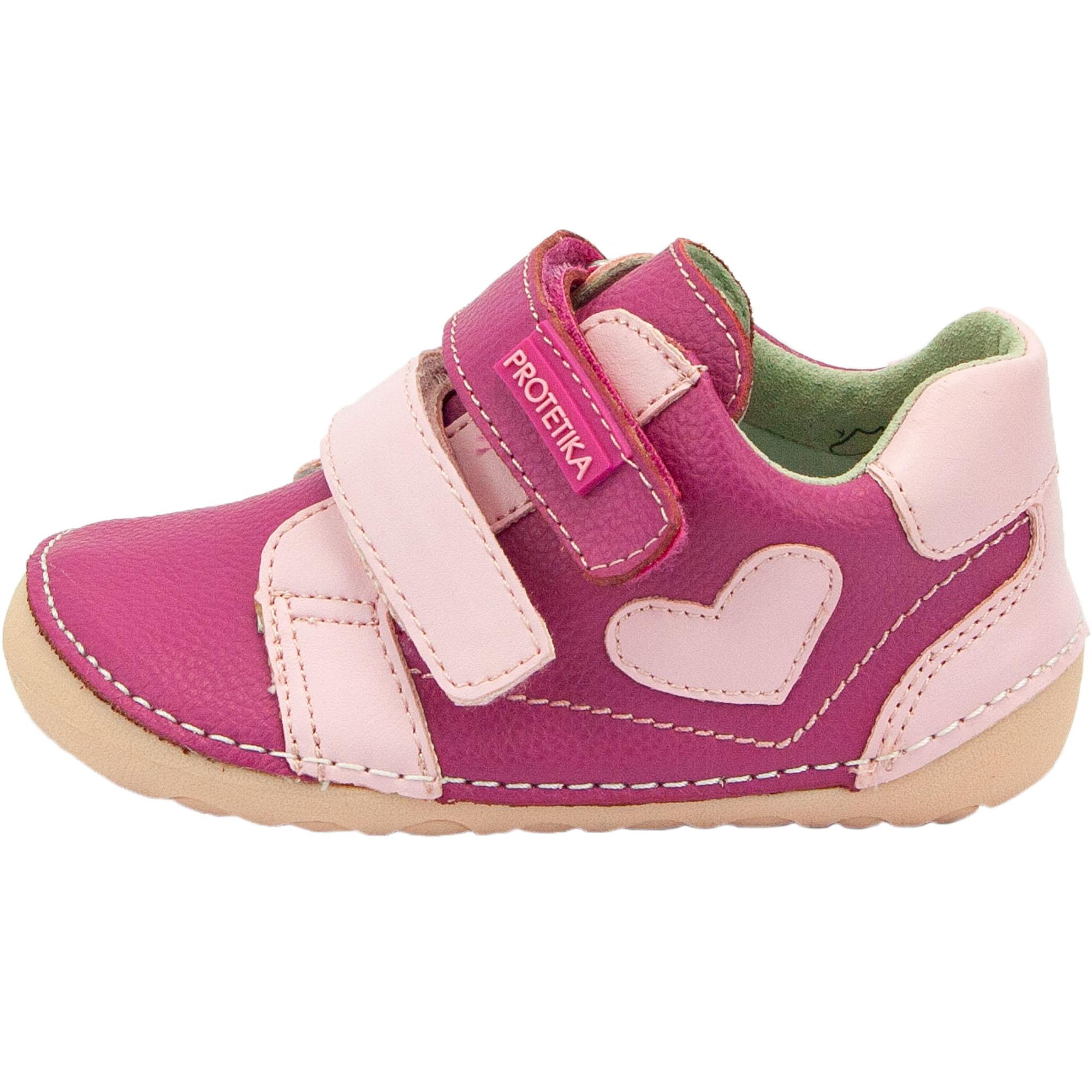 b78aef6563 Protetika celoroční dětská obuv Pony Fuxia