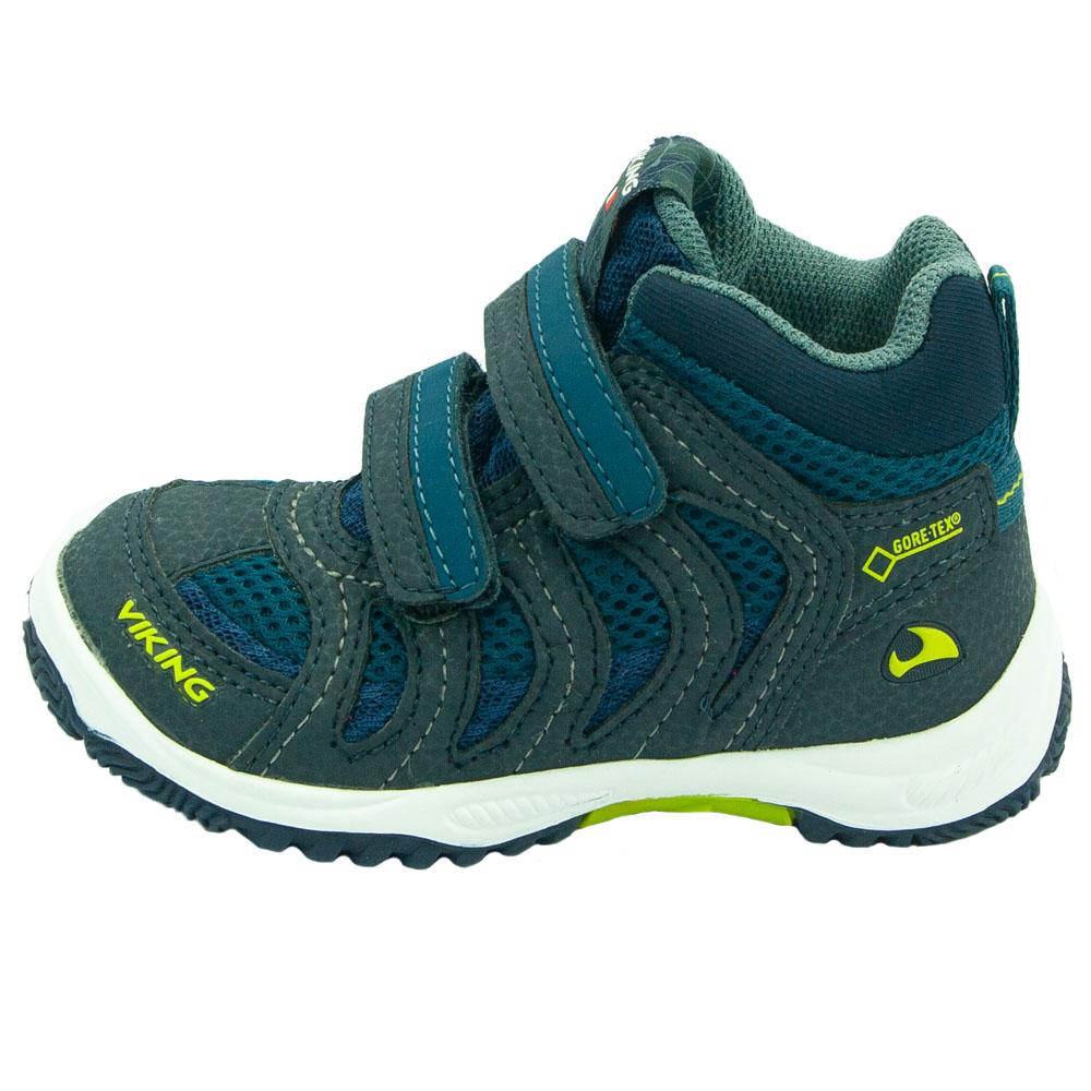 6019727c2000 Viking celoroční dětská obuv 3-46510-7488