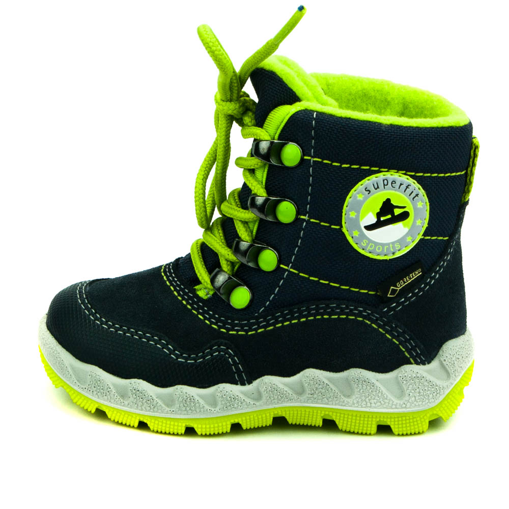 Superfit dětské zimní boty 3-00014-80 922c06a67a
