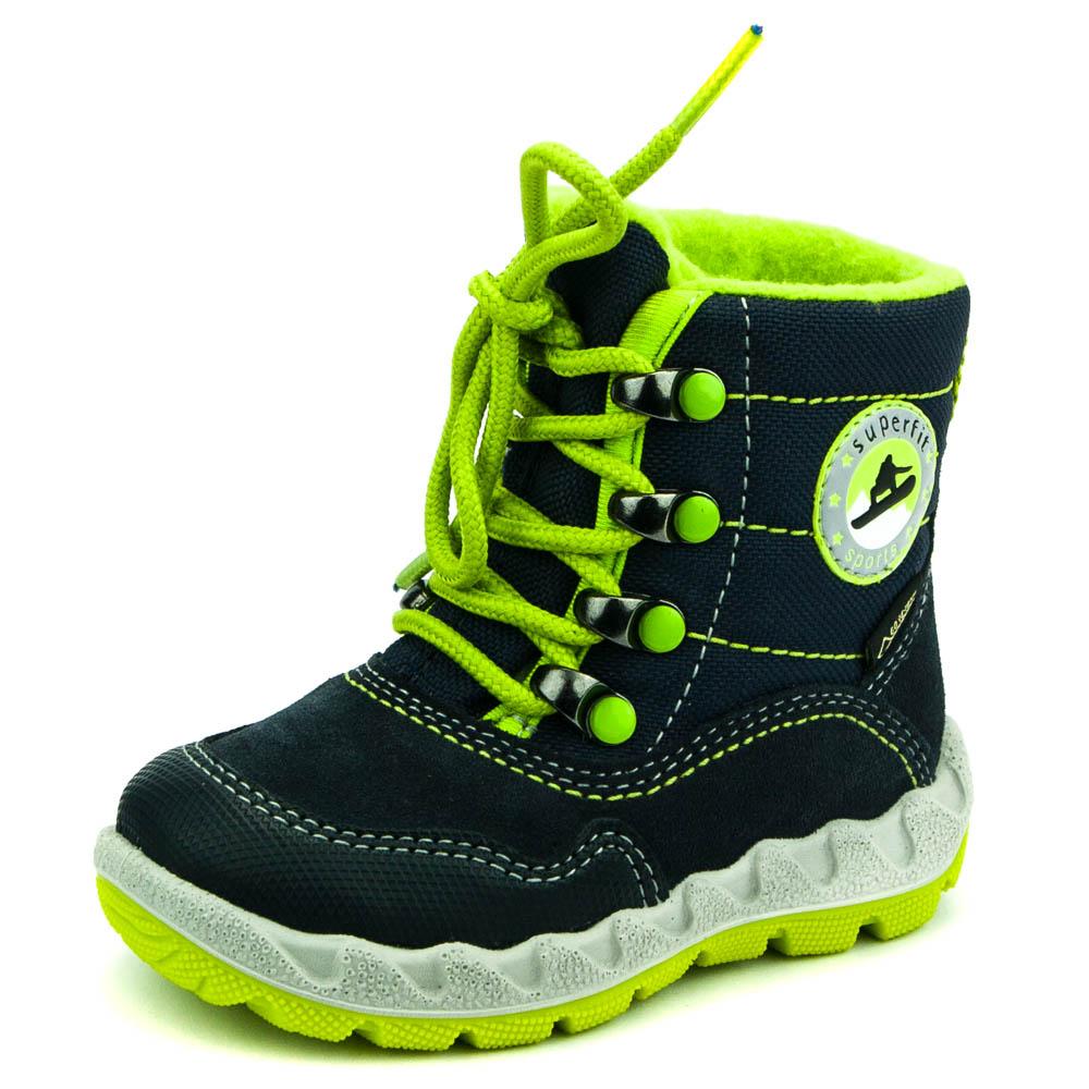 Superfit dětské zimní boty 3-00014-80 ... 798566d2fe