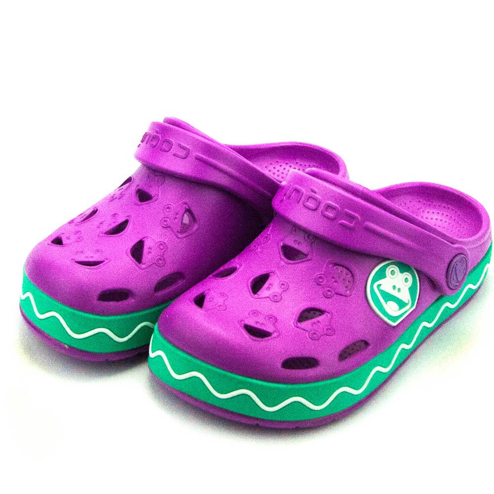 Coqui dětské boty do vody 8801 New Purple Mint d8dc1deb35