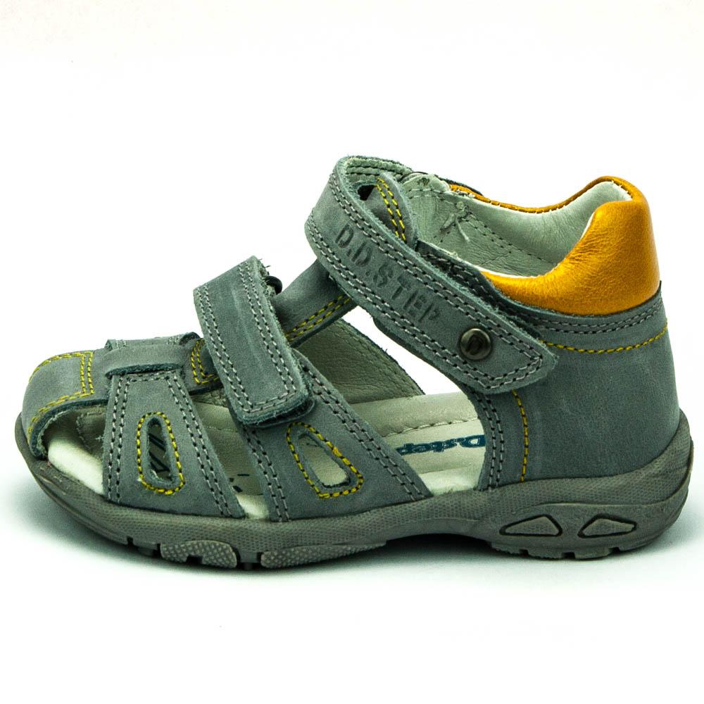 D.D.Step dětské sandály AC290-7014BL 41bb461160