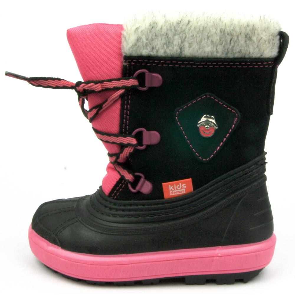 3845b91d1c42 Dětské sněhule Billy růžová