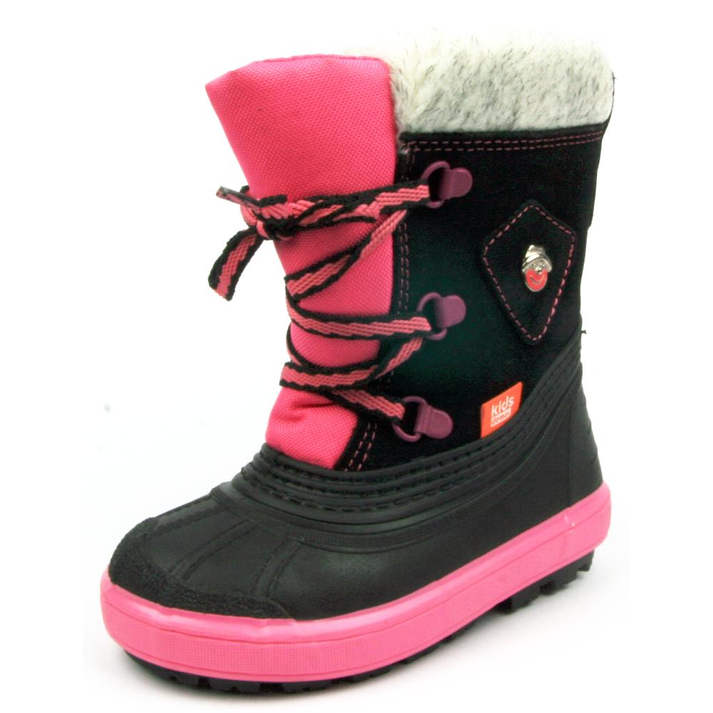87f7b8d3013d Demar dětské sněhule Billy růžová ...