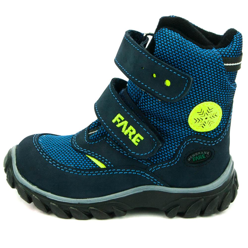 Fare dětské zimní boty 848206 fc4543469b