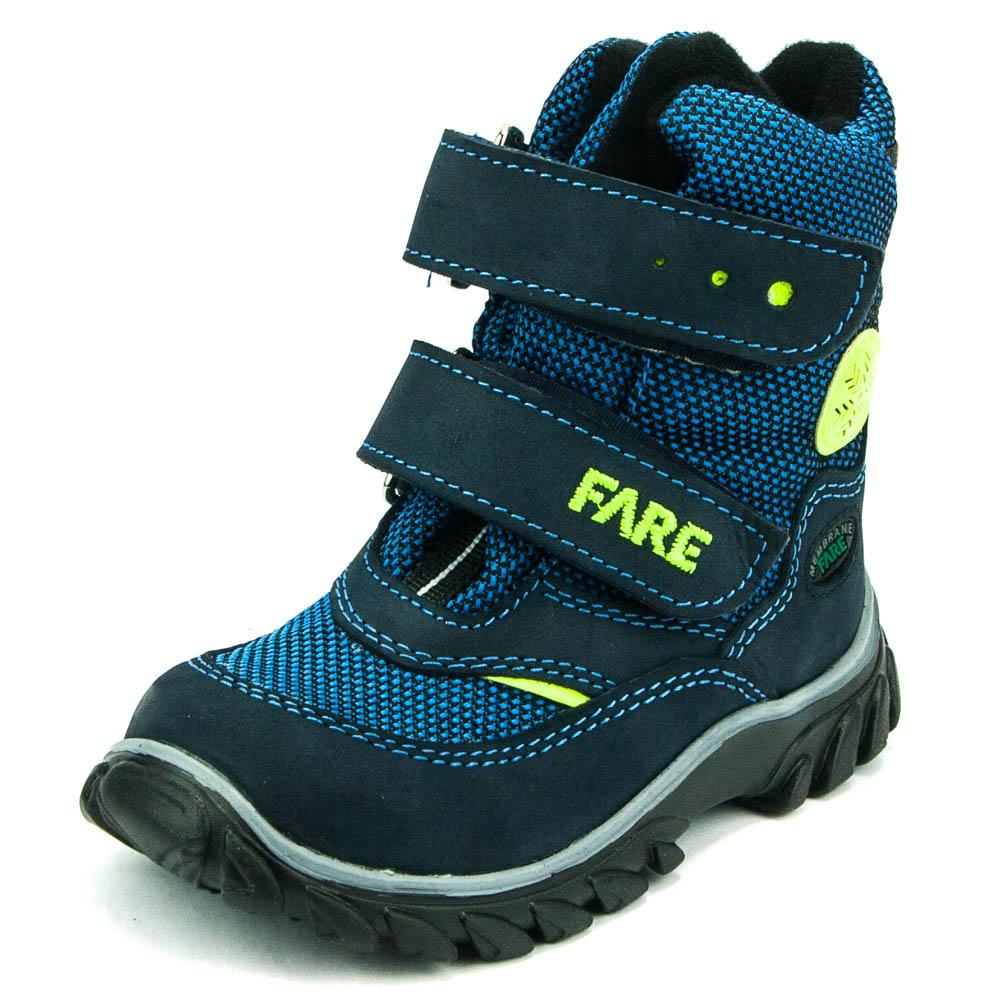 Fare dětské zimní boty 848206 ... 70d6334446