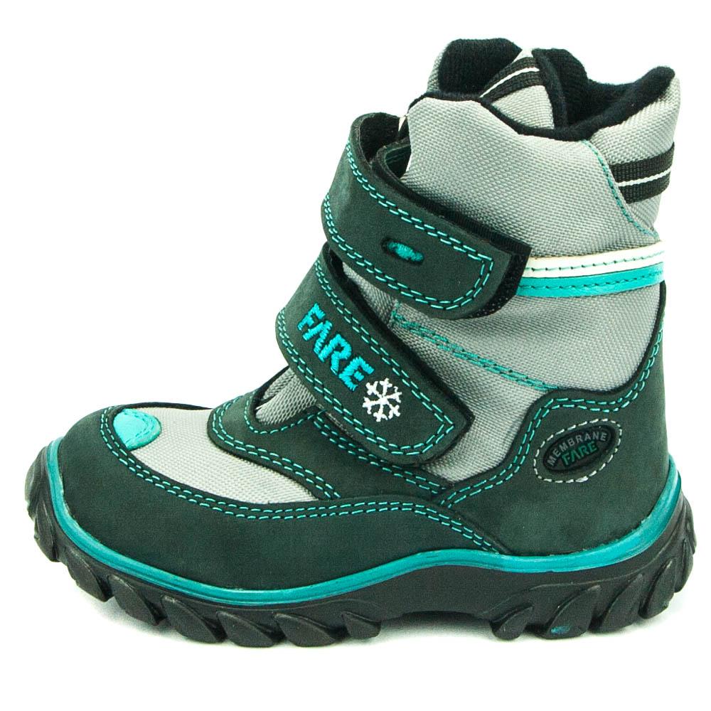 Fare dětské zimní boty 848262 d395c0d2f56