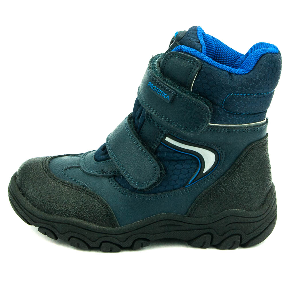 4a37b1b87730d Dětské zimní boty Torsten Blue   Boty   Protetika