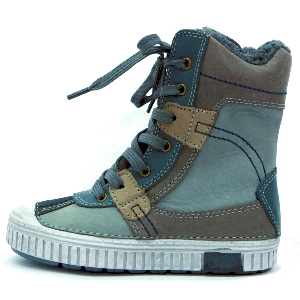 abf79175808 D.D.Step dětské zimní boty 033-33M
