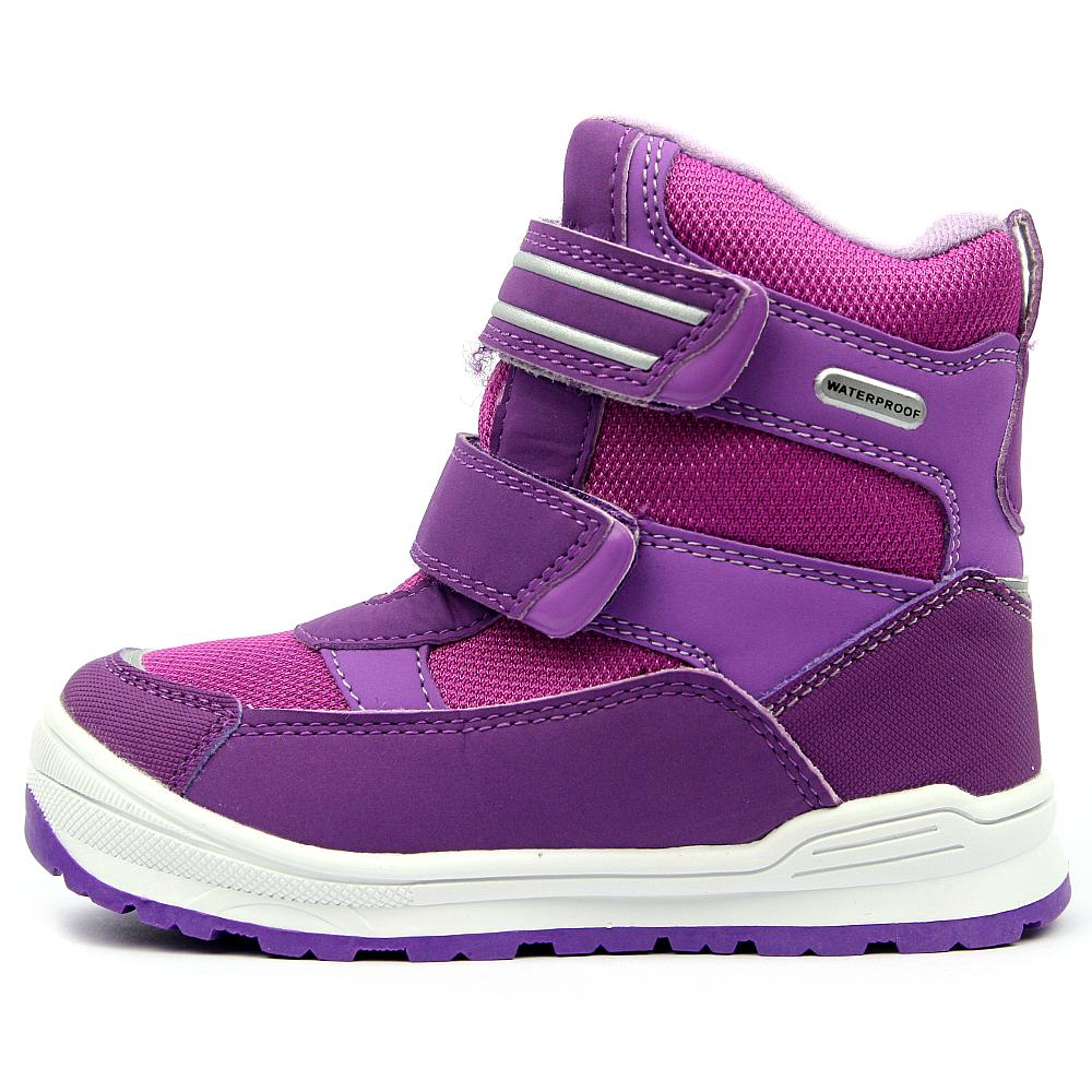 Dětské zimní boty B081 Violet. Bugga 8a88d539c4