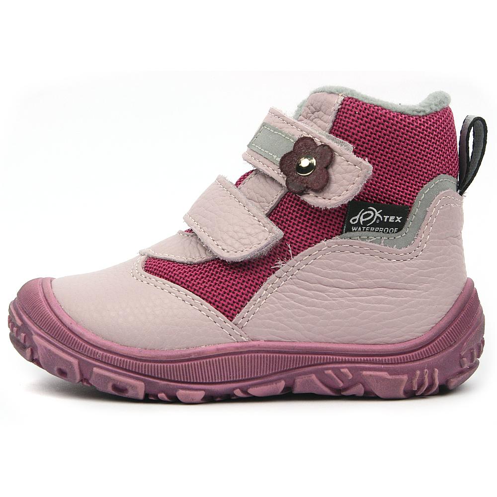 DPK dětské zimní boty K51108-TEX-2W-0513 28a22ea881
