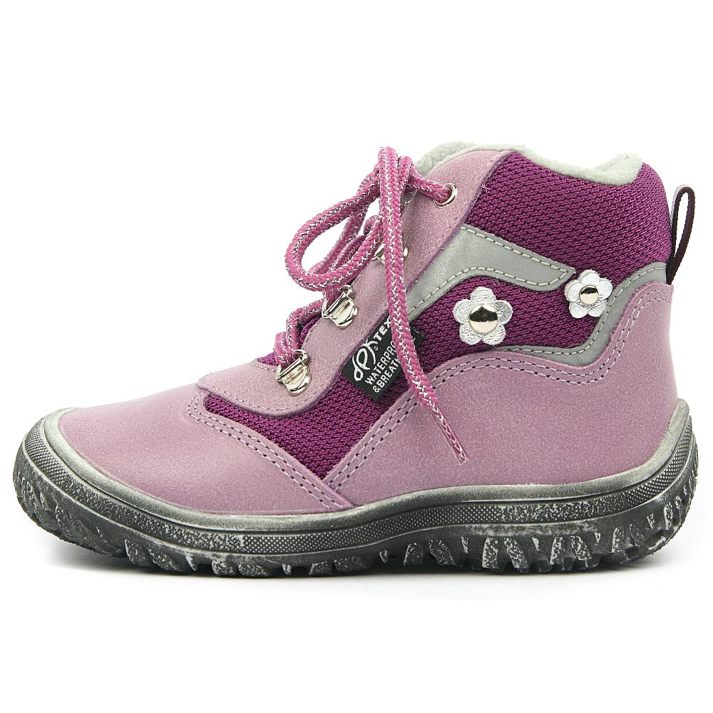 DPK dětské zimní boty K51108-TEX-P-1611 275fb4e6fe