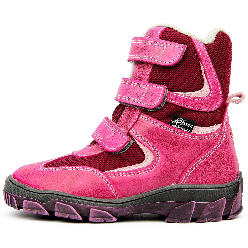9c527354f9f DPK dětské zimní boty K58004-3W-SQ-0513