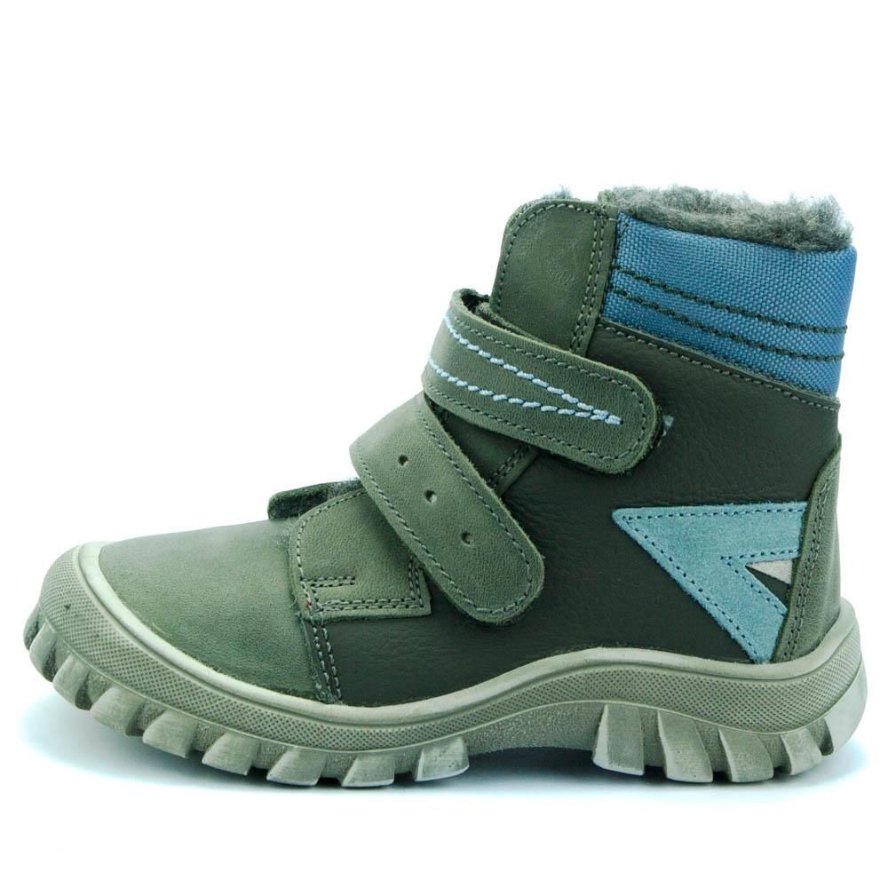 Essi dětské zimní boty S1708 šedá 2e6b05276f