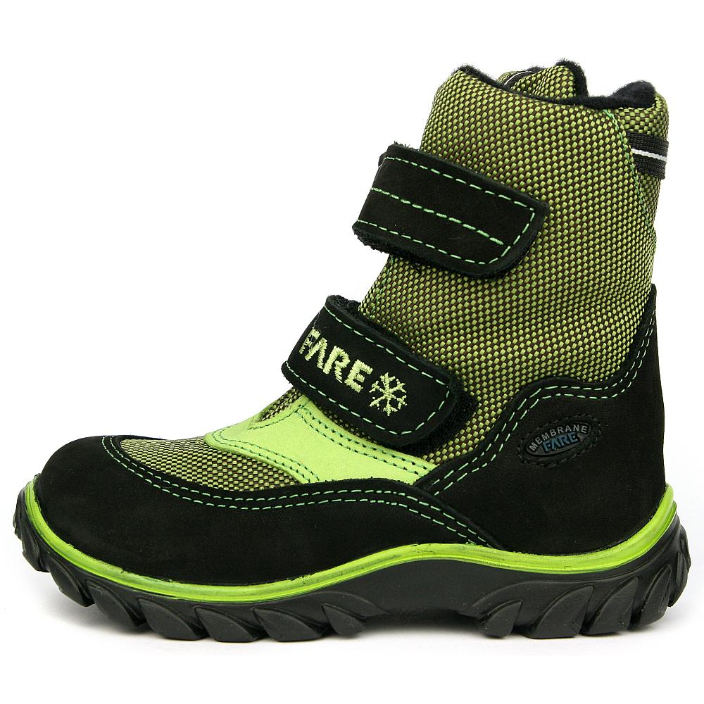 Dětské zimní boty 848131. Fare 7e74340005