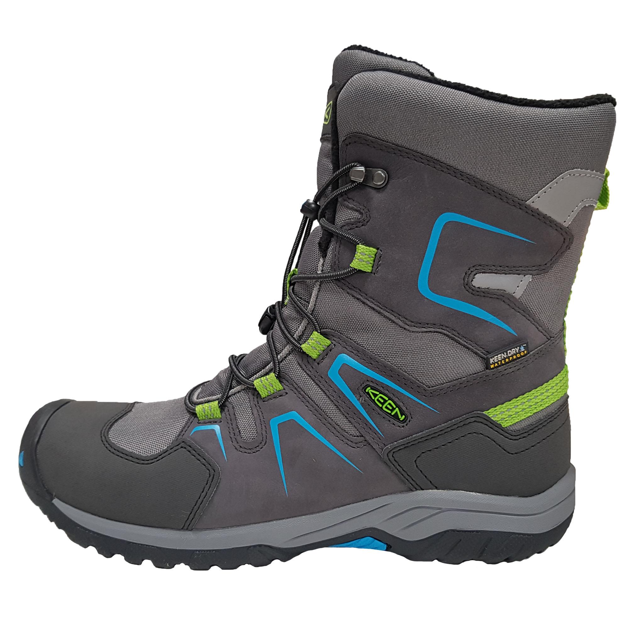 Keen dětské zimní boty Levo Winter WP 1019800 5730f53506