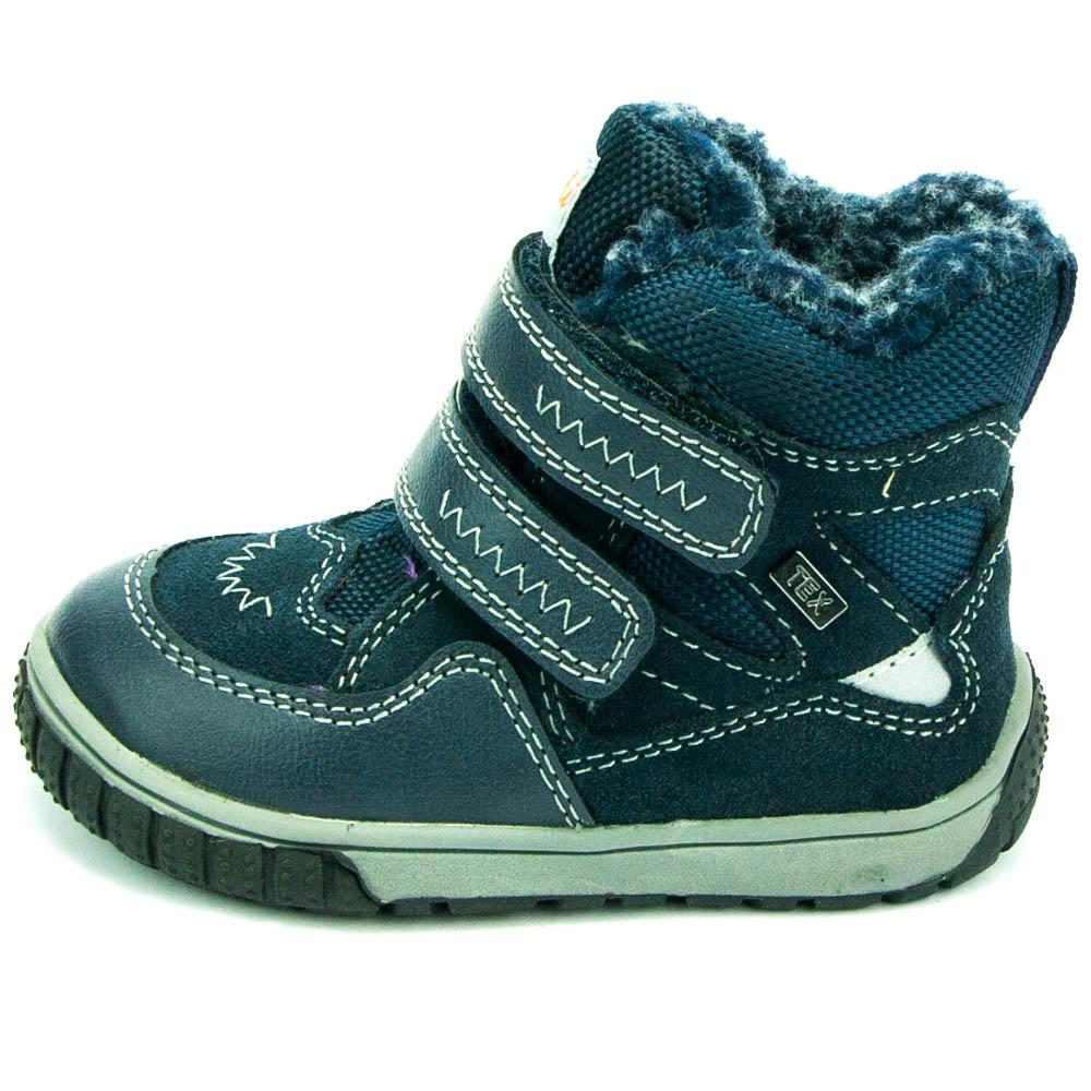 Lurchi dětské zimní boty 33-14658-22 a17d0553ca