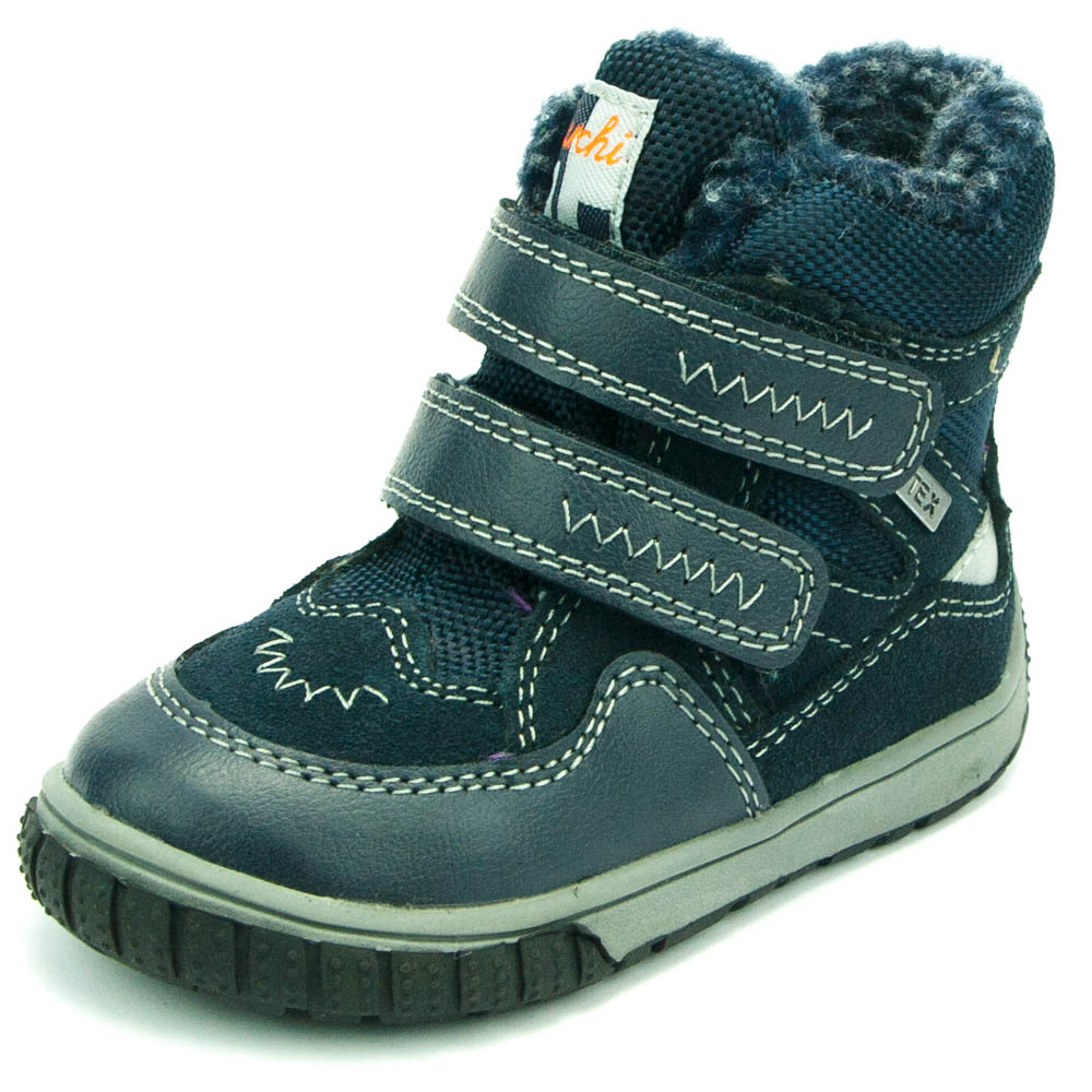 Lurchi dětské zimní boty 33-14658-22 ... 78e4fd596f