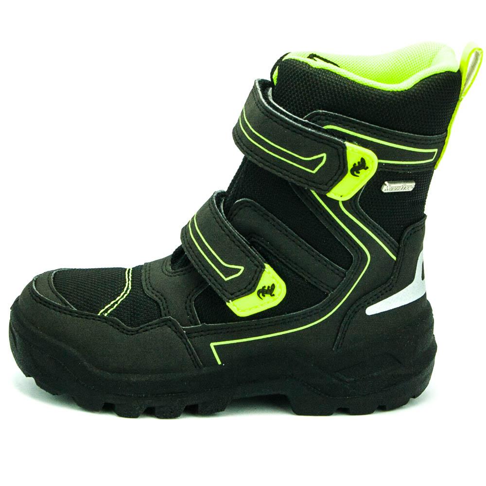 Lurchi dětské zimní boty 33-31016-38 476ef56359