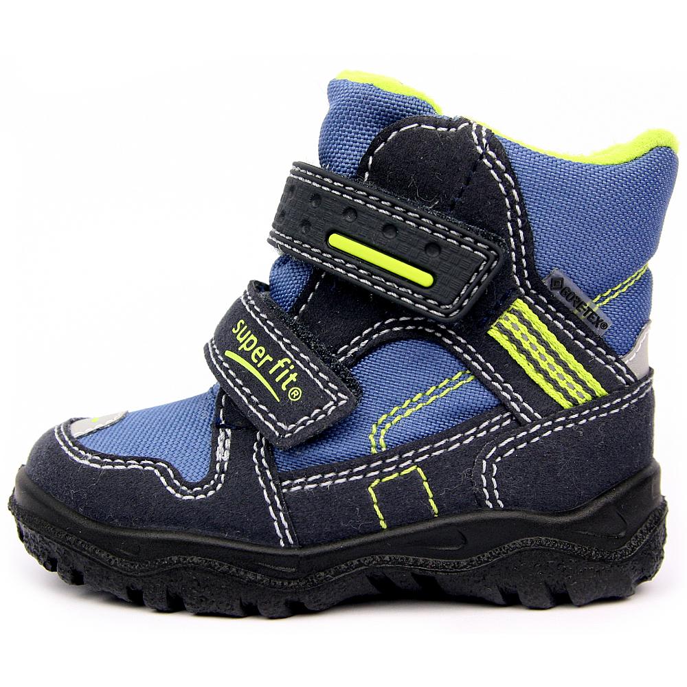 Superfit dětské zimní boty 7-00044-81 6361b7d527