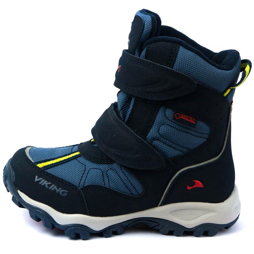 Viking dětské zimní boty 3-82500-510 425f36d287