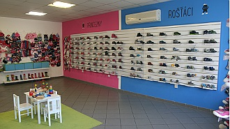 fdf1f2fa33a dětské boty veselá tkanička