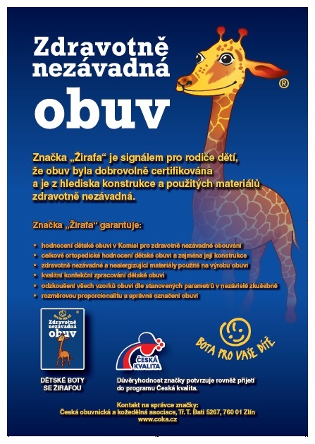 b652d05bb9e boty s certifikátem žirafa