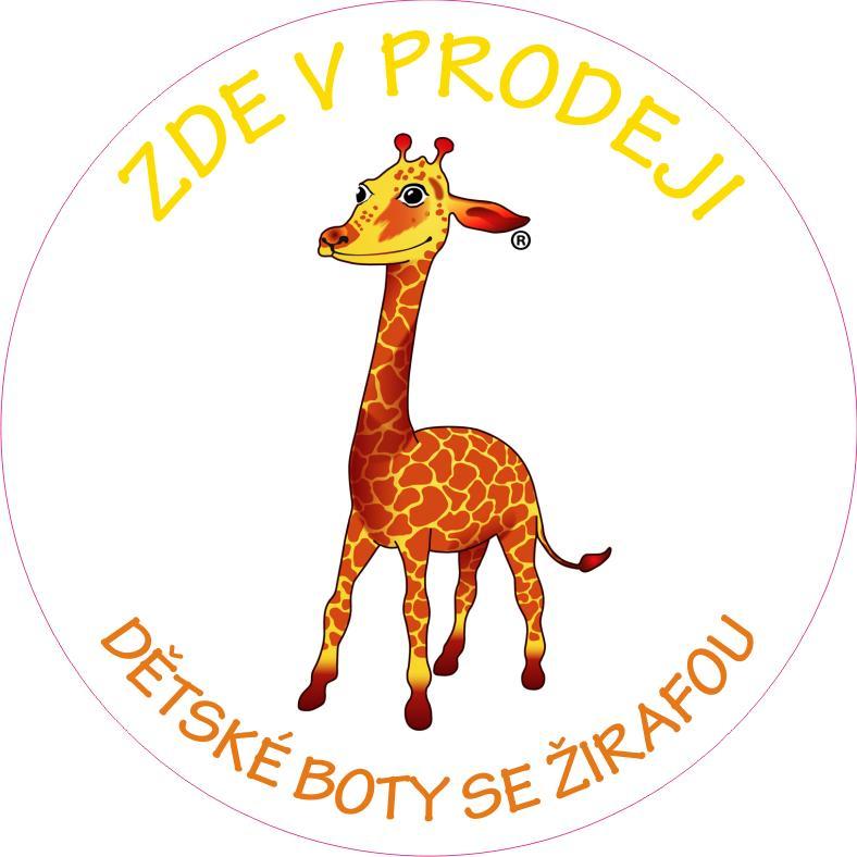 933fe13a3a5 Certifikát Žirafa